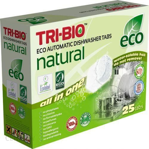 """""""Tri-Bio"""" ekologiškos indaplovių kapsulės """"viskas viename"""" Trb04062"""