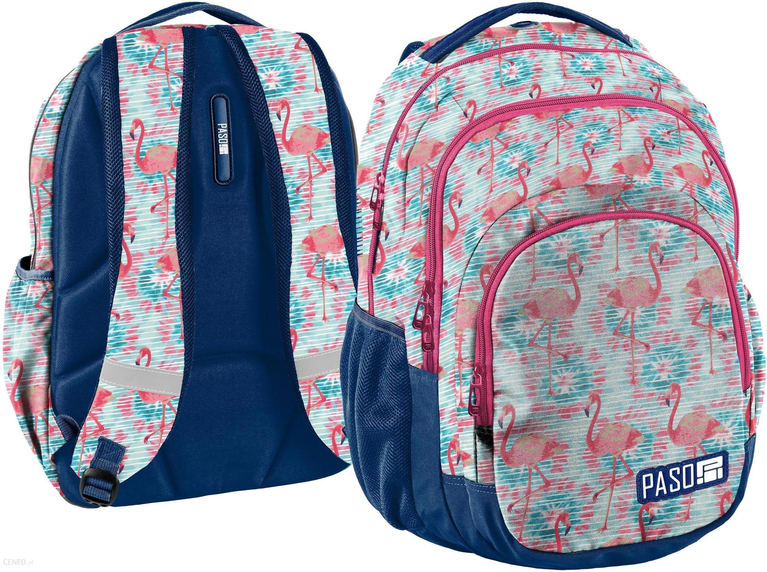 36f8e51232525 Paso Plecak Flamingi - Ceny i opinie - Ceneo.pl