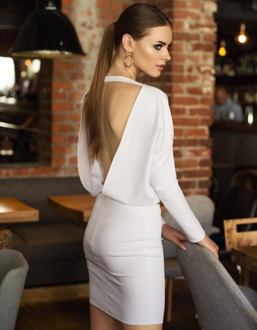 f9732e18f8 Fadd Sukienka koktajlowa z odsłoniętymi plecami mini - Ceny i opinie ...