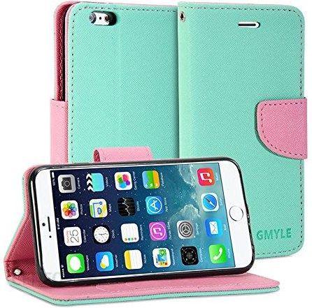 fae313d5df027 Amazon GMYLE iPhone 6 etui futerał pokrowiec portfel na iPhone a 6 (4.7 inch