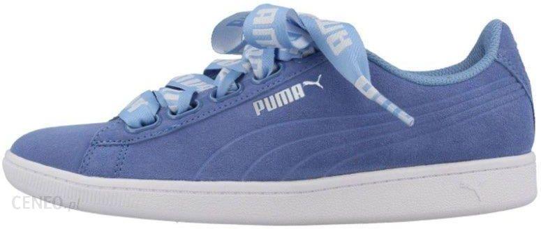 Puma Buty damskie Vikky Ribbon Bold Spiced niebieskie r. 40.5 (365312 03) Ceny i opinie Ceneo.pl