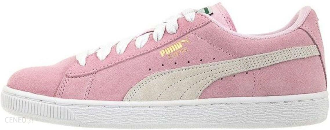 Puma Buty Juniorskie Suede JR Pink Lady r?owe r. 38 12 (355110 30) Ceny i opinie Ceneo.pl