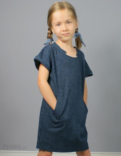 398ed8d85f Sukienka z dżerseju Look made with love - Ceny i opinie - Ceneo.pl