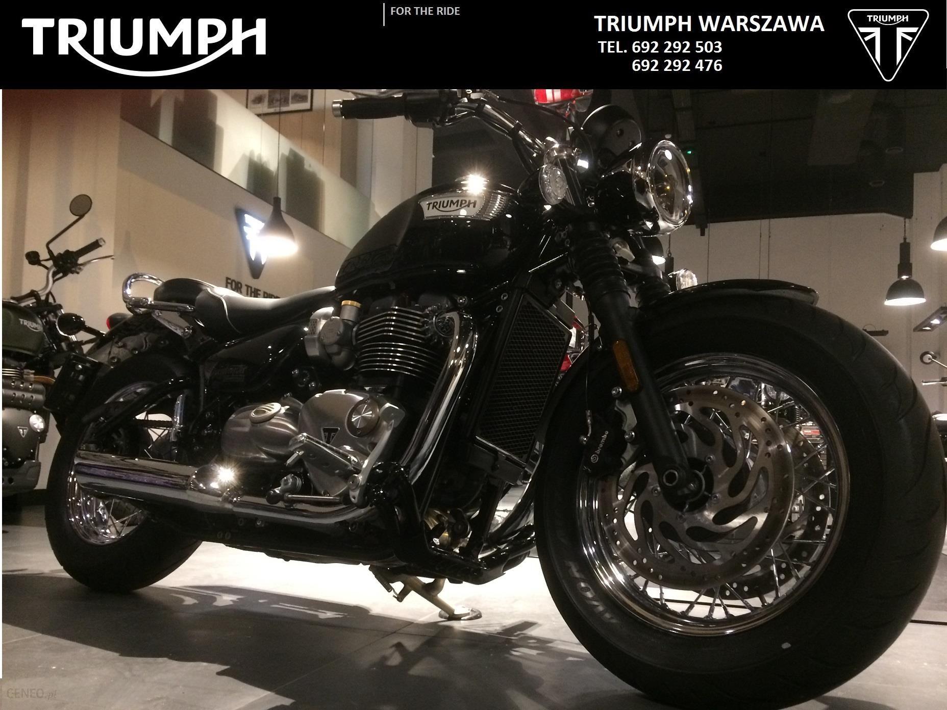 Triumph Bonneville Speedmaster Opinie I Ceny Na Ceneopl