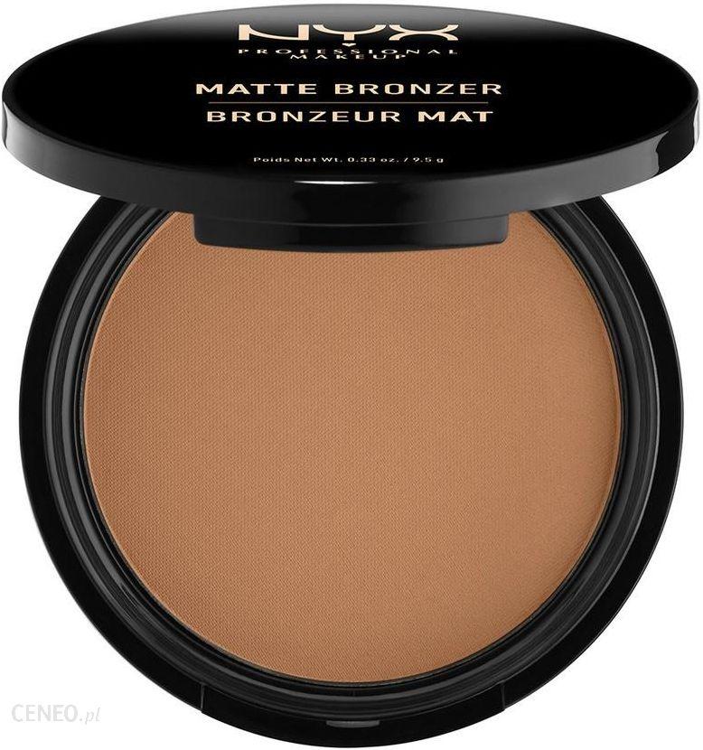 Nyx Professional Makeup Matte Bronzer Powder Matowy Puder Brazujacy