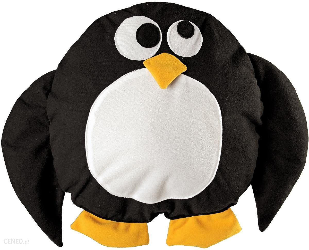 Poduszka Dekoracyjna Przytulanka Pingwin