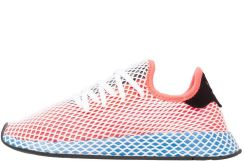 6529e54eec6dc adidas Originals DEERUPT RUNNER Tenisówki i Trampki solar red/bluebird