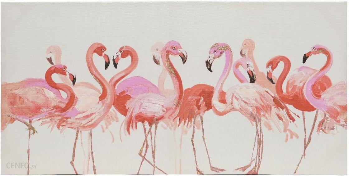 Kaemingk Obraz Flamingi 60x120 Cm Opinie I Atrakcyjne Ceny Na Ceneopl