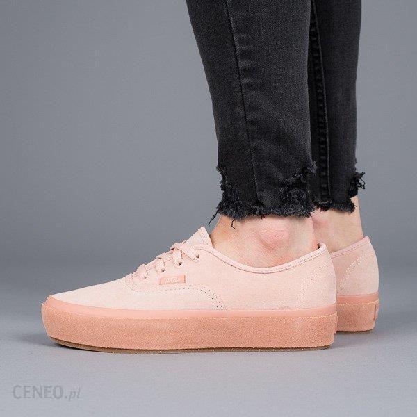 Buty damskie sneakersy Vans Authentic VA3AV8QB2 POMARAŃCZOWY Ceny i opinie Ceneo.pl