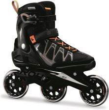 Rollerblade 2018 Sirio 100 3WD CPD black/orange