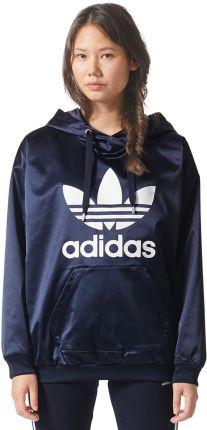 bluza adidas damska przez głowę allegro