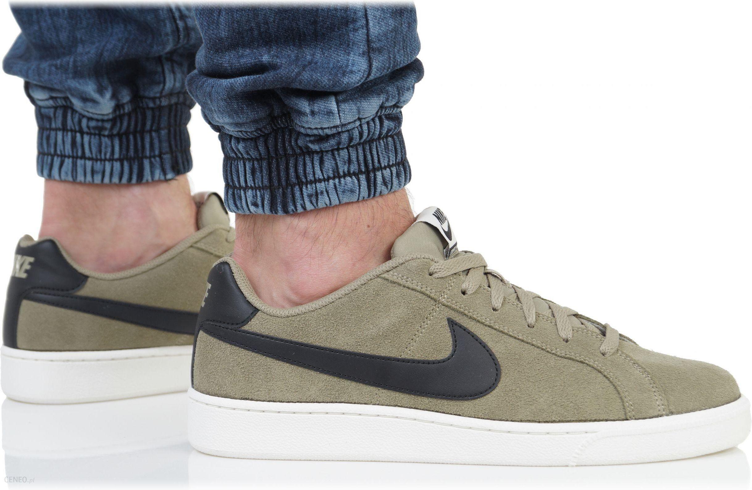 536c24d9a33c Buty Nike Męskie Court Royale Suede 819802-200 - Ceny i opinie ...