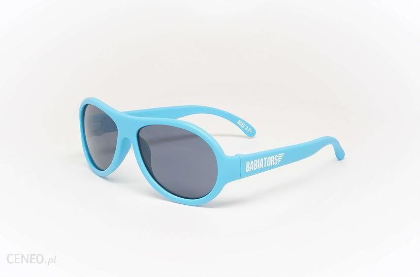 Okulary dla dzieci Babiators Classic 3 7+ Błękitne