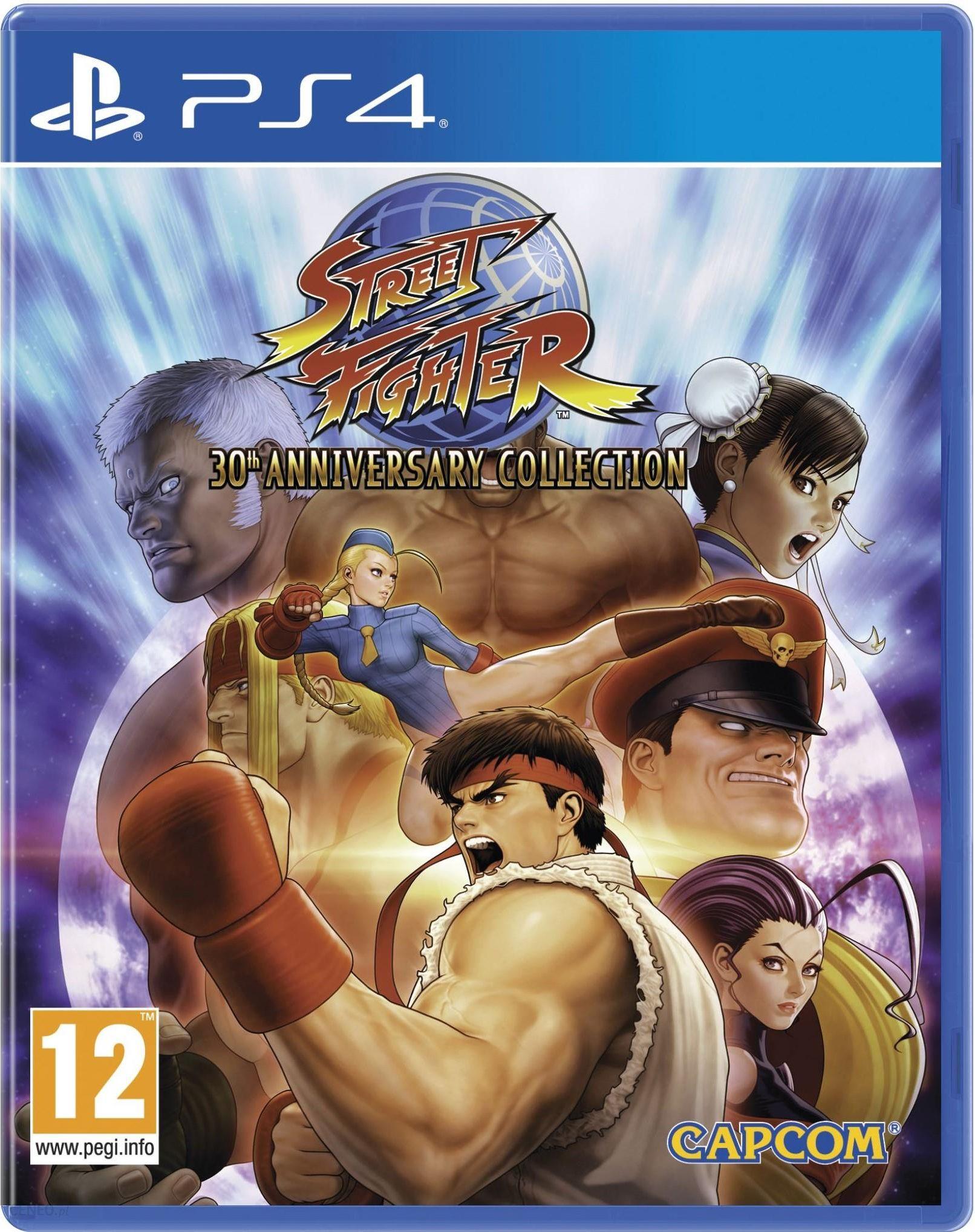 السلام عليكم ورحمة الله وبركاته تحميل لعبه Street Fighter 30th Anniversary Collection.