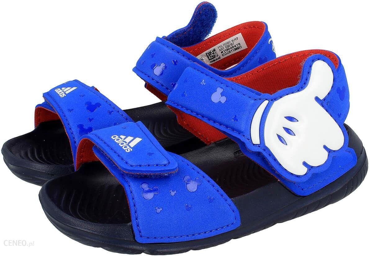 6b9068a8d629a Sandały adidas Disney M&M AltaSwim CQ0107 # 25 - Ceny i opinie ...