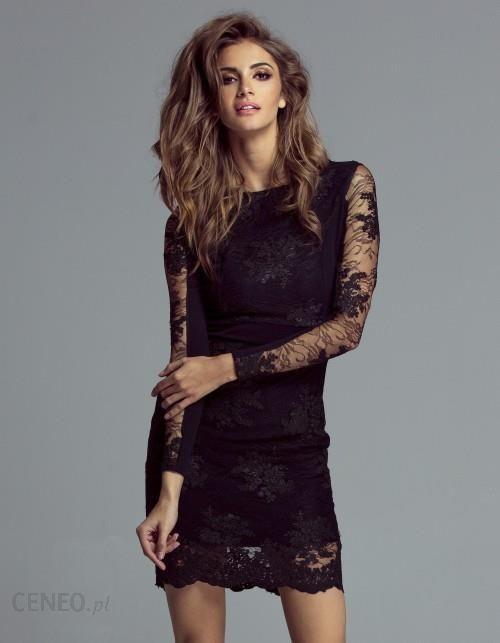 b610e40a WOW Point Sukienka Paris czarna - Ceny i opinie - Ceneo.pl