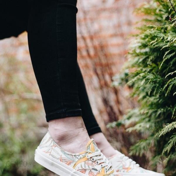 Buty damskie sneakersy Vans Authentic VA38EMQ8I WIELOKOLOROWY