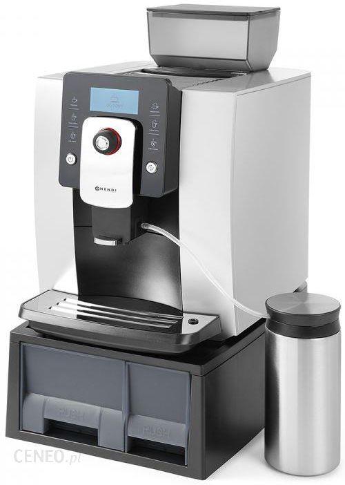 Ekspres do kawy automatyczny, srebrny   HENDI, Profi Line