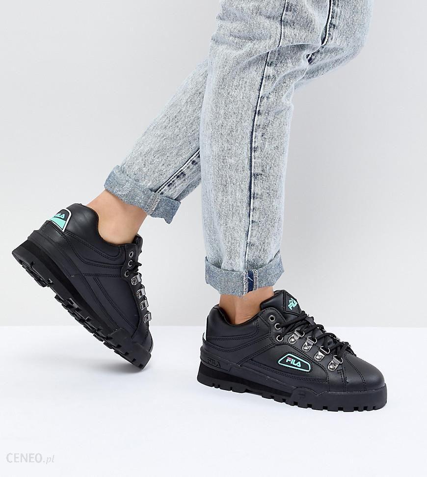 Fila Trail Blazer Boots In Black Black Ceneo.pl