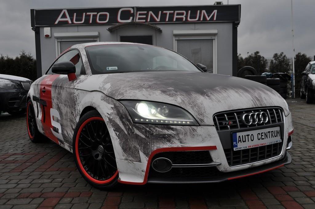 Audi Tt 8j 2008 Benzyna 272km Coupe Czarny Opinie I Ceny Na Ceneopl