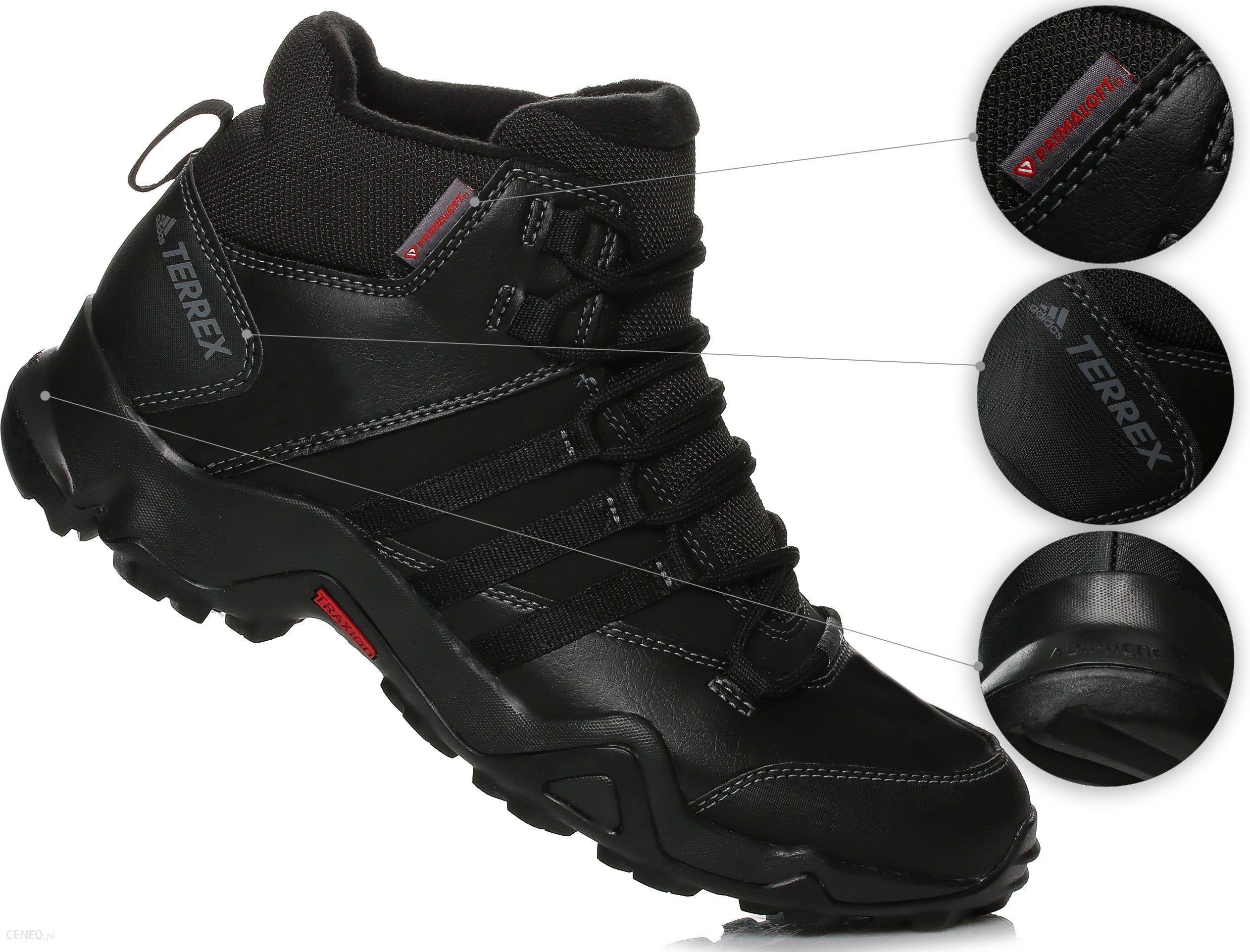 Buty zimowe Adidas Terrex AX2R Beta Mid S80740 Ceny i opinie Ceneo.pl