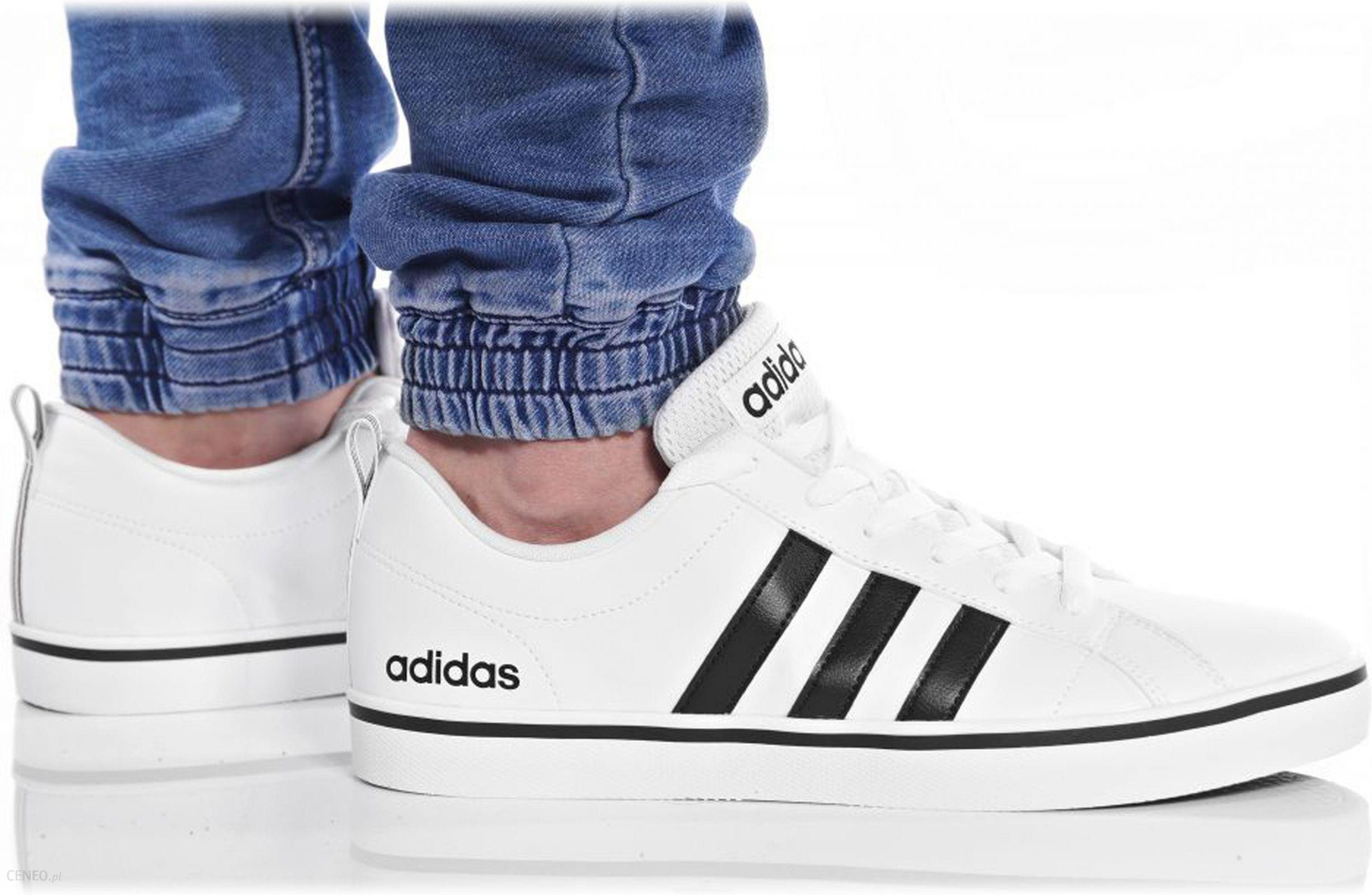 Buty Adidas Męskie Pace Vs AW4594 Białe Trampki Ceny i opinie Ceneo.pl
