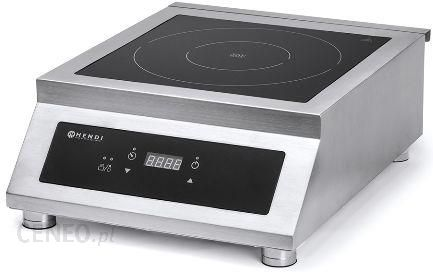 Kuchenka Indukcyjna Model 5000 D Xl Hendi 239322 Ceny I Opinie