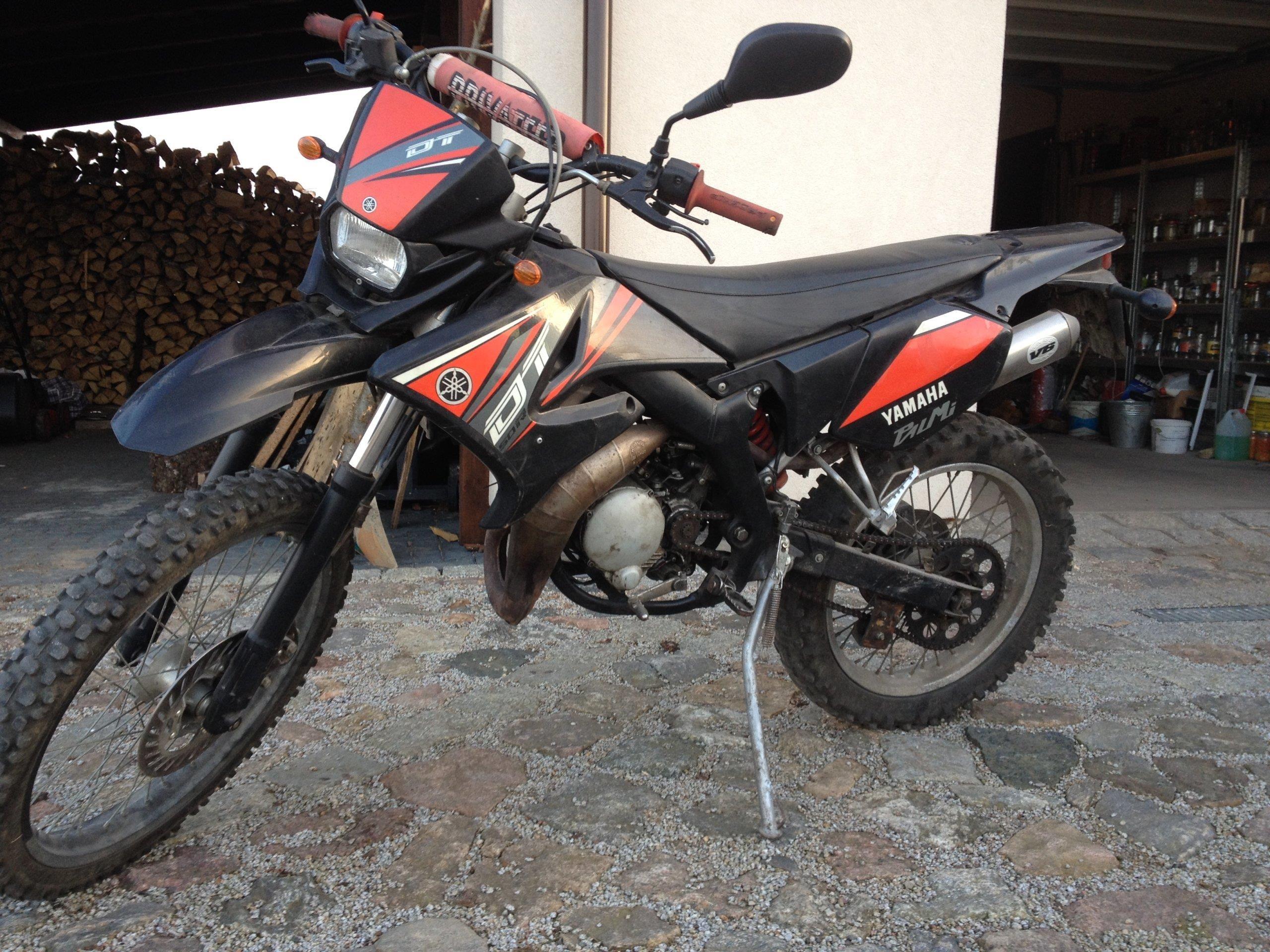 Yamaha Dt 50 90 Opinie I Ceny Na Ceneo Pl
