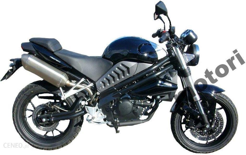 Motocykl 125 Cm3 Benda Street S Czarno Bialy Lodz Opinie I Ceny Na Ceneo Pl