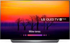 Telewizor LG OLED55C8 - zdjęcie 1