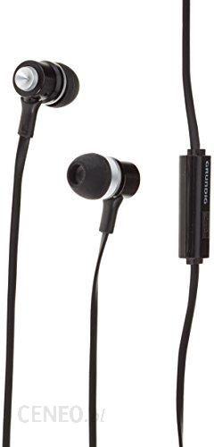 Amazon Grundig słuchawki stereofoniczne (metal Pro) z mikrofonem czarny Ceneo.pl