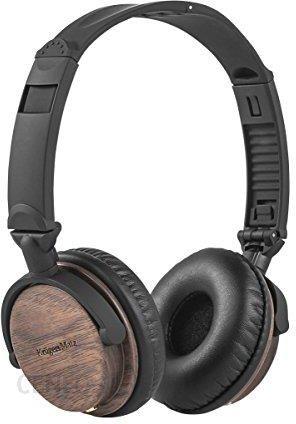 Amazon Krüger & Matz km0820 na deskę do prasowania słuchawki z drewno orzechowe drewniana obudowa Czarny Ceneo.pl