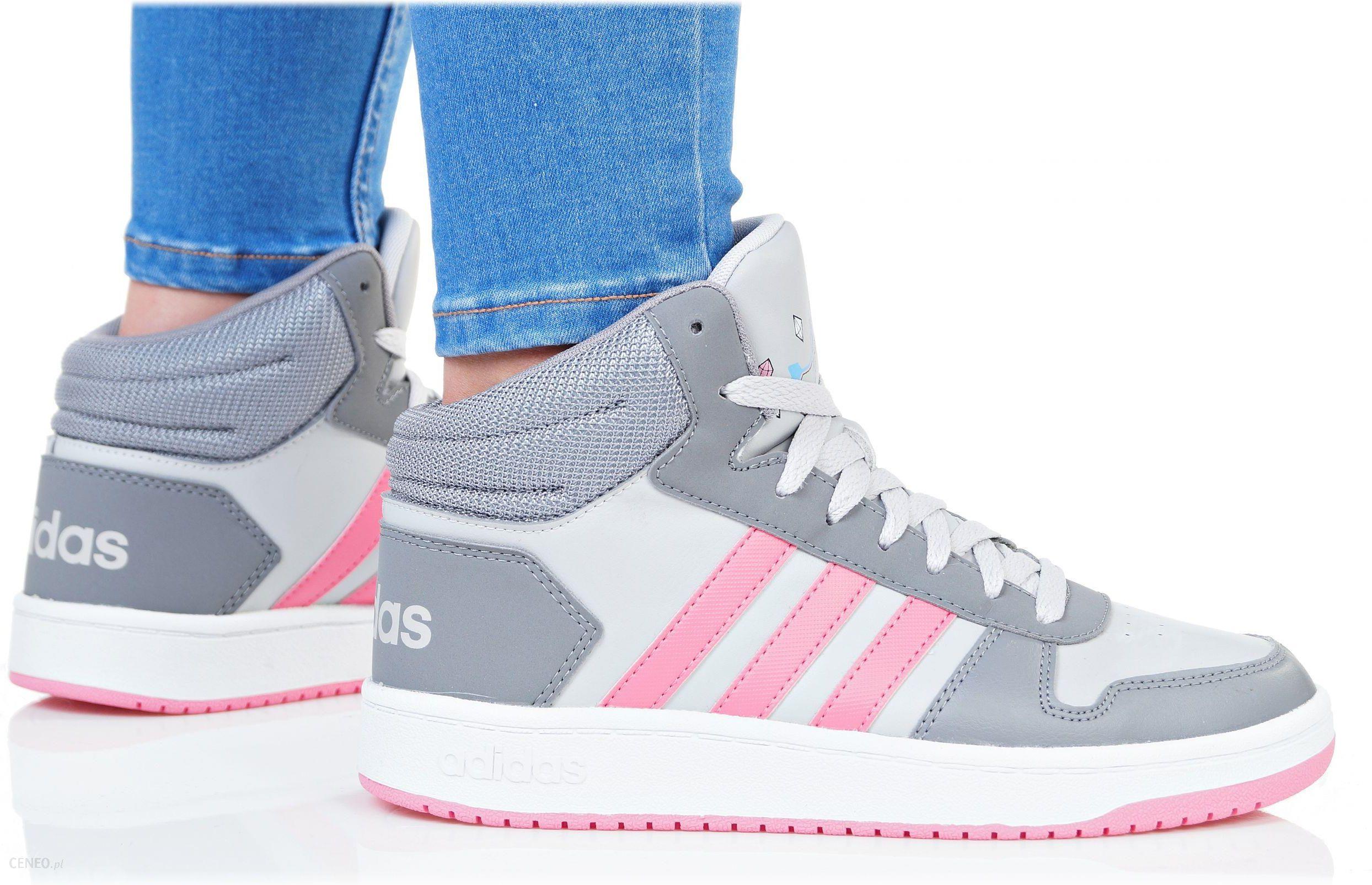 Buty Adidas Damskie Hoops MID 2.0 K DB1952 Wysokie Ceny i opinie Ceneo.pl