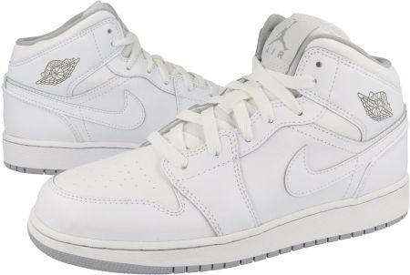 7e6b26f76e729d Buty damskie Nike Air Force 1 MID 314195-113 37,5 - Ceny i opinie ...