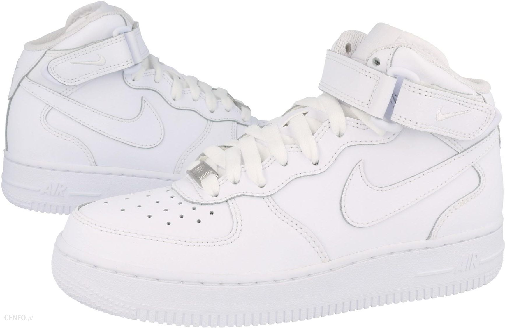 new product f7b8a ddb10 Buty damskie Nike Air Force 1 MID 314195-113 40 - Ceny i opinie ...