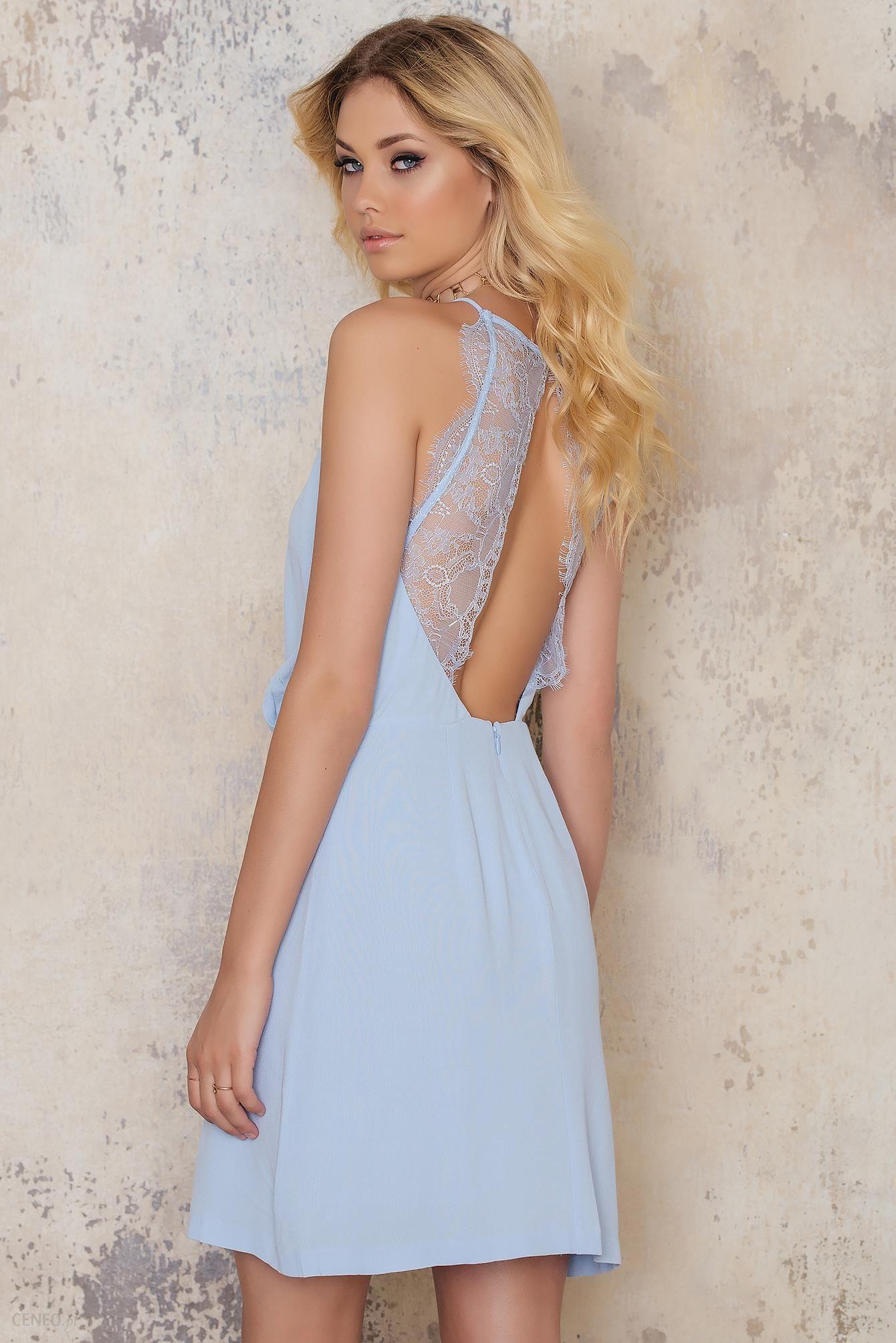 e17525fe NA-KD Krótka sukienka Willow
