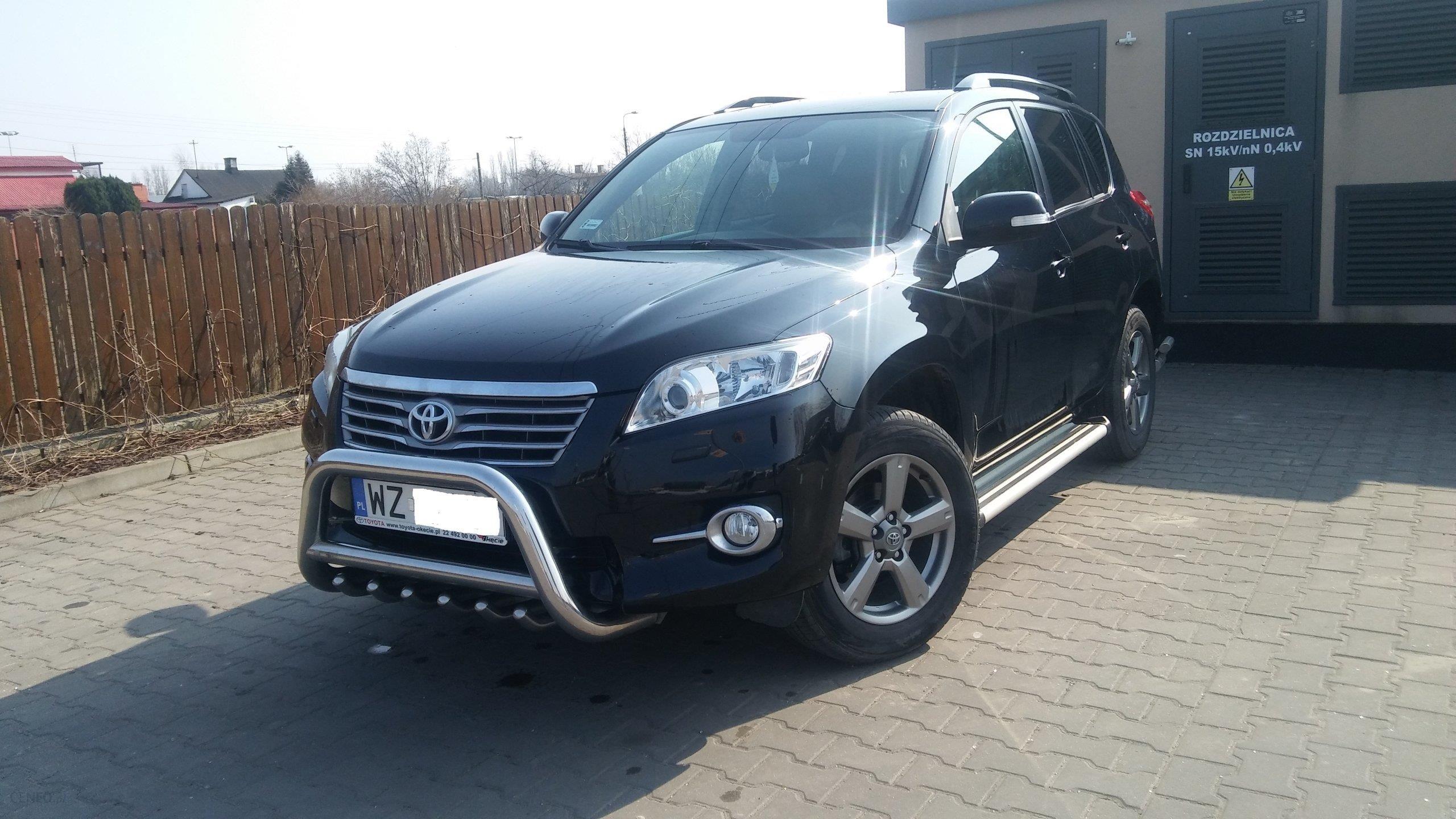 Toyota Rav4 Iii 2012 Benzyna 158km Suv Czarny Opinie I Ceny Na
