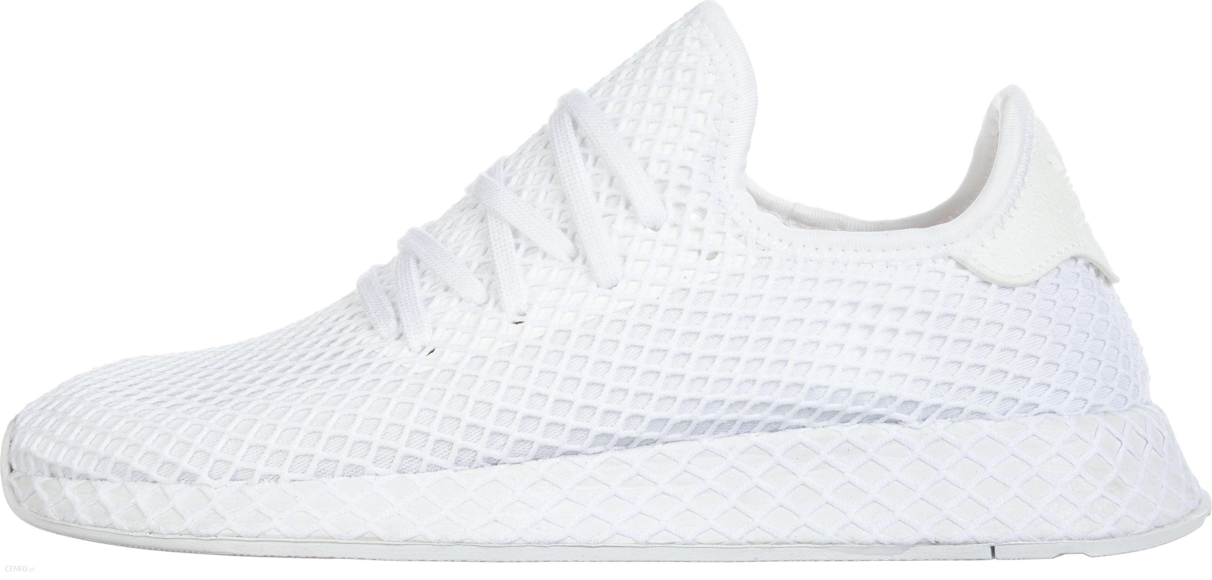 new arrival a83e2 89f12 adidas Originals Deerupt Runner Tenisówki Biały 41 1 3 - zdjęcie 1