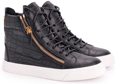 47fed9b9d44a1 Giuseppe Zanotti Sneakersy - Ceny i opinie - Ceneo.pl