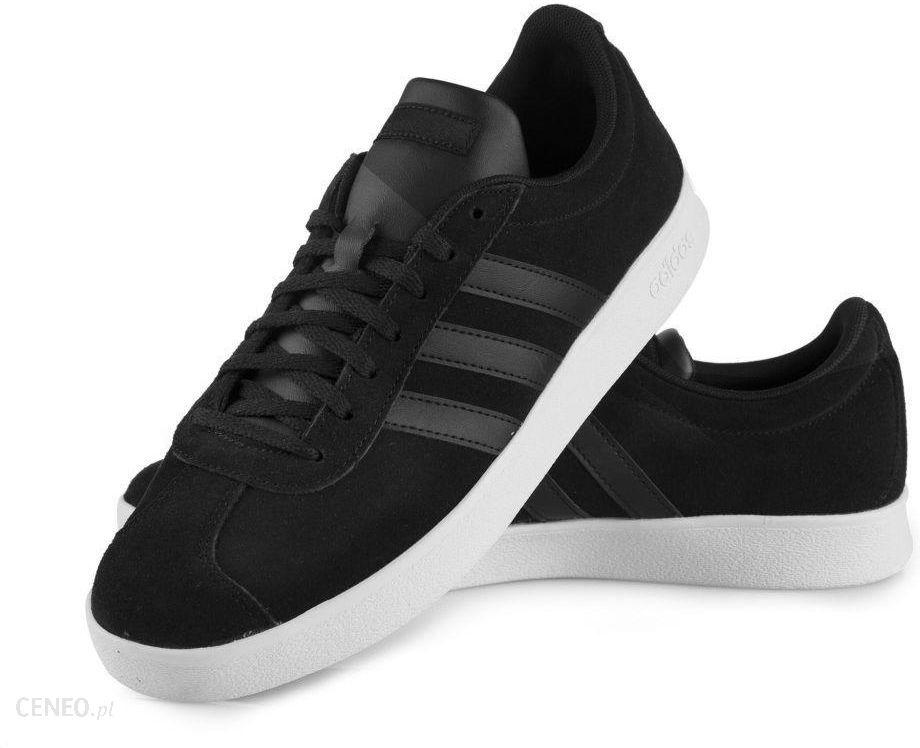 Adidas Buty męskie VL COURT 2.0 czarne r. 42 (DA9865) Ceny i opinie Ceneo.pl