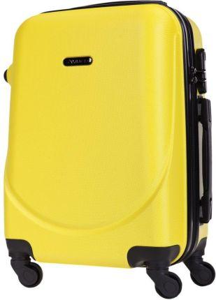 557dd44f6fc4f Średnia walizka KEMER 147 M Żółta - żółty uniwersalny - Ceny i ...