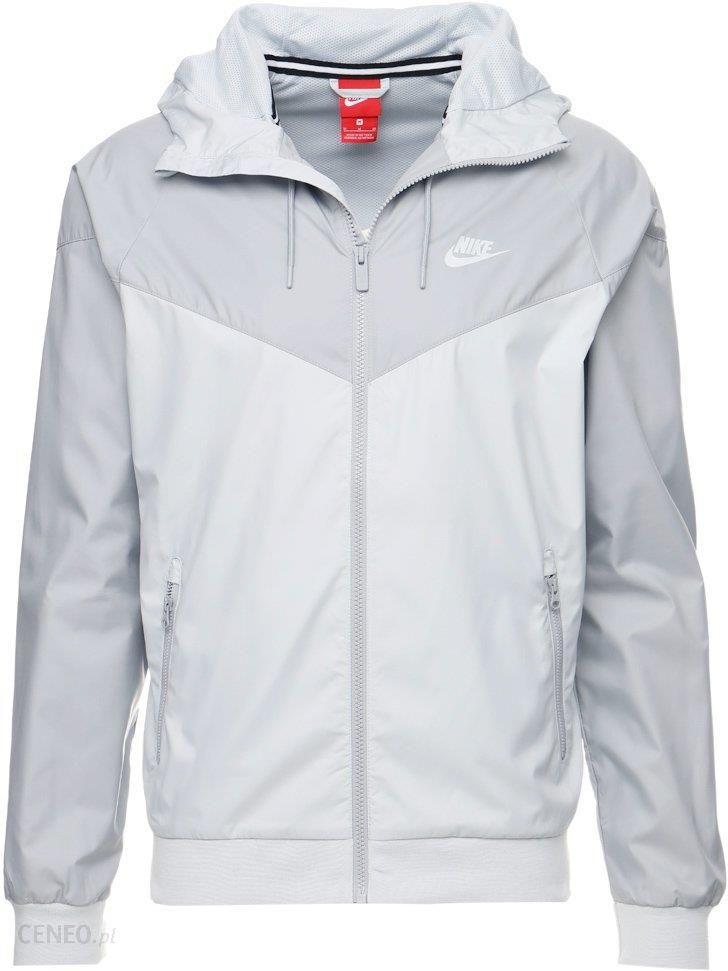 Nike Sportswear WINDRUNNER Kurtka wiosenna pure platinumwolf grey Ceny i opinie Ceneo.pl