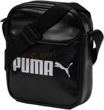 b62ef40effb52 Saszetka/torebka Campus Portable Puma (czarna)