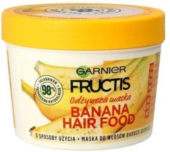 Garnier Fructis Maska do włosów HairFood Banana 390ml