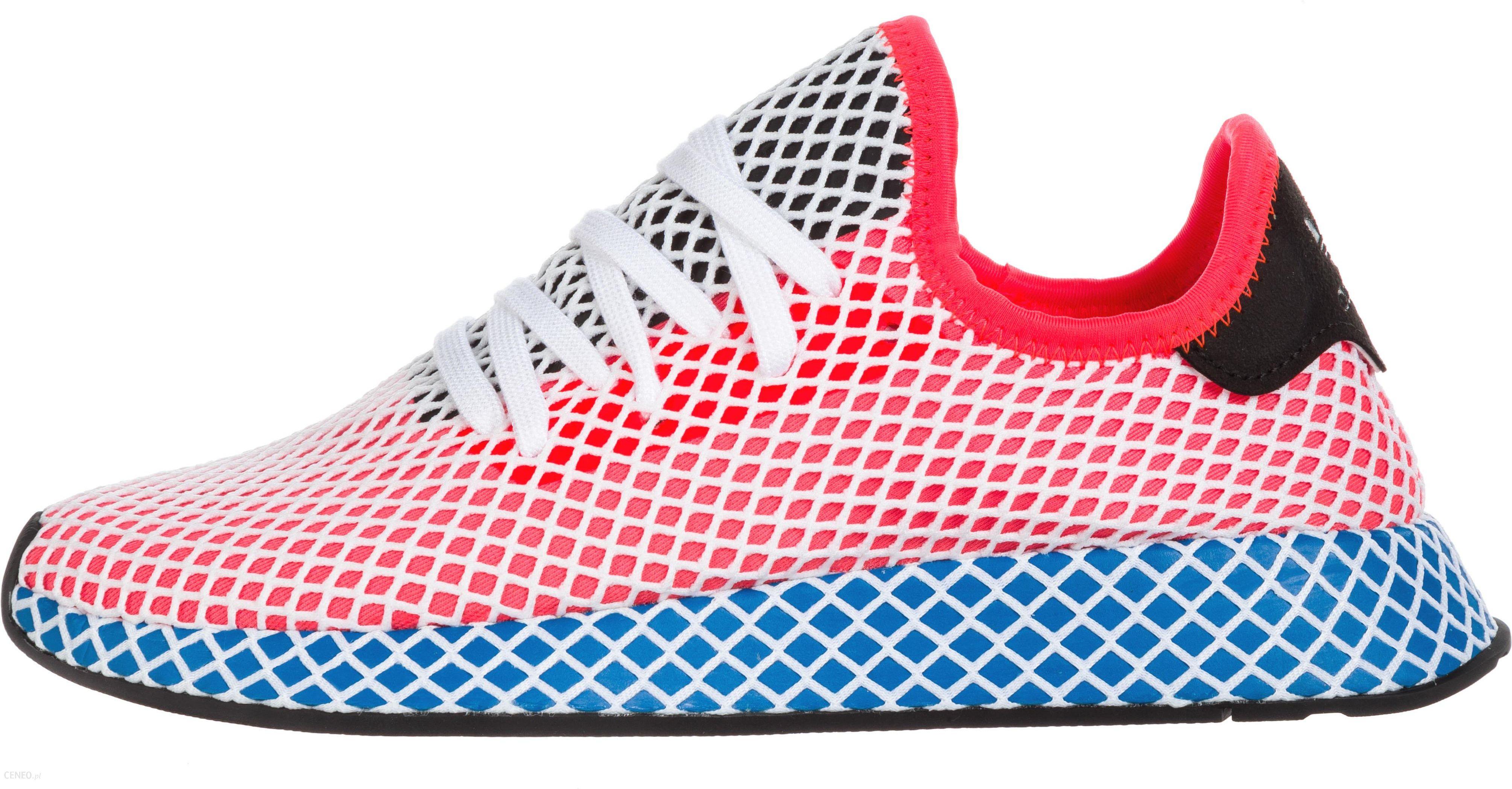 Adidas Originals Deerupt Runner Tenisówki Niebieski Czerwony 39 13 Ceny i opinie Ceneo.pl