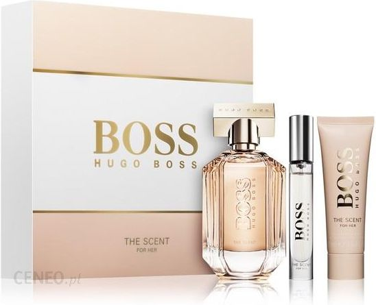 b26bbdc699082 Perfumy Hugo Boss The Scent For Her Woda perfumowana 100ml + Mini Woda  Perfumowana 7ml +