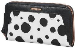 fc8753e02892c Portfel poziomy damski Samsonite Disney Forever Dalmatians
