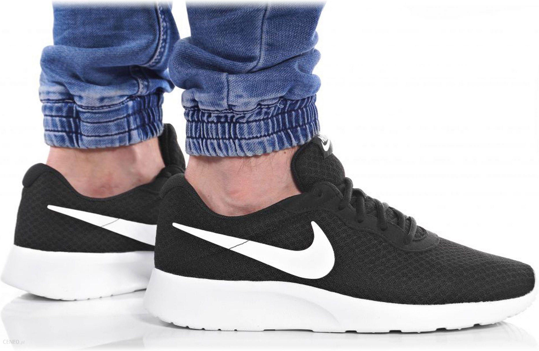 Buty męskie do biegania Nike Tanjun czarne 812654 011