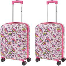 8c0aec0d7982e Gabol Magic zestaw walizek / walizki małe kabinowe / 55 cm - Ceny i ...