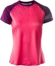 7b7d735ca35a18 IQ Damska Koszulka Sportowa Rawi Wmns Paradise Pink/Dark Purple ...